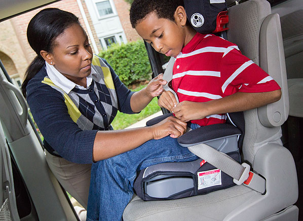 Why Does My Child Need a Booster Car Seat?