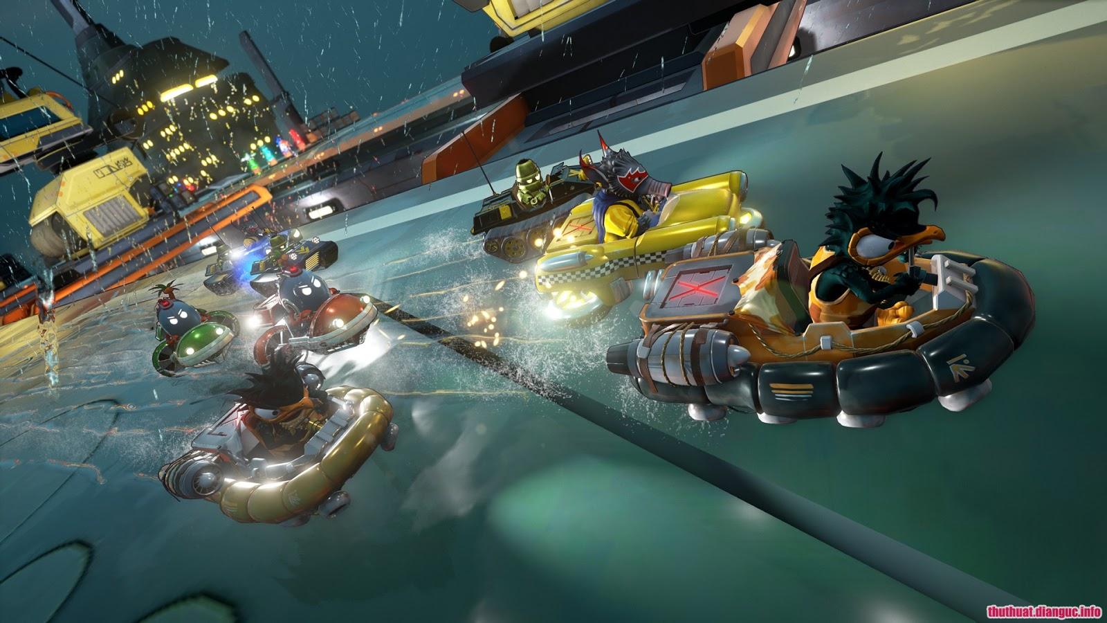 Download game Obliteracers – Game đua xe phiên bản cực hay