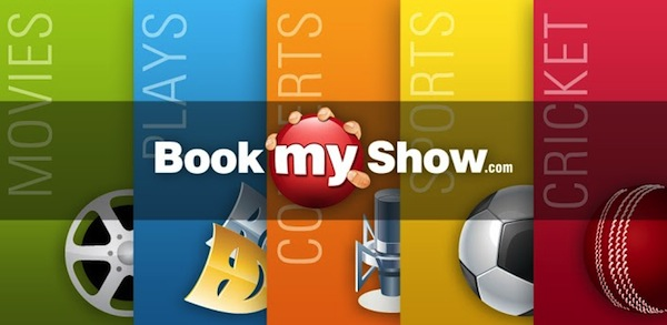 Book My Show Android App