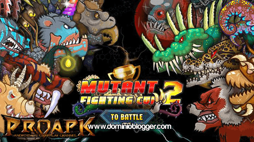 Juego Mutant Fighting Cup 2 gratis para Android