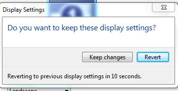 mengaktifkan pengaturan layar windows jadi terbalik