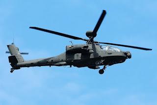 Helikopter AH-64E Apache Guardian TNI AD
