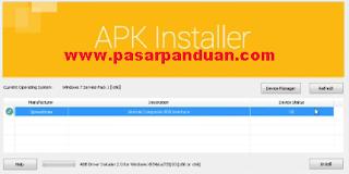 install minimal adb