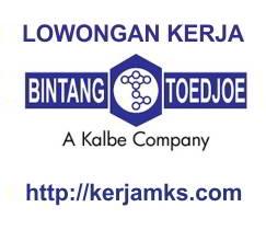 Lowongan Kerja SPG PT Bintang Toedjoe Makassar