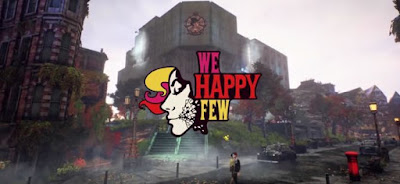 Craft Recipes Guide, Blueprints, We Happy Few