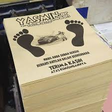 cetak alas kaki cuci mobil jakarta