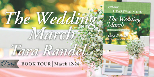 The Wedding March: a Romance Novel with a Giveaway!