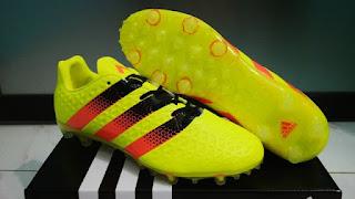 Sepatu Bola Adidas Ace 2016 Kuning