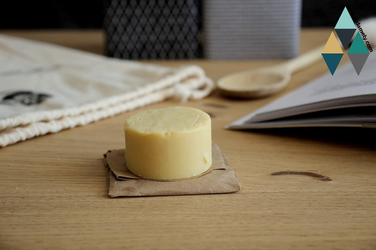 avis et test beauté soin solide naturel au beurre de karité