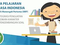 Modul PKB Bahasa Indonesia SMP 2018 - Info Ku