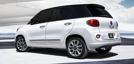 2017 Fiat 500L Reliability