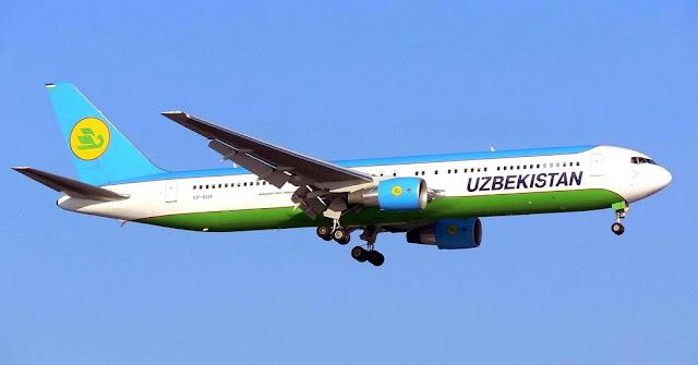 özbekistan uçak bileti