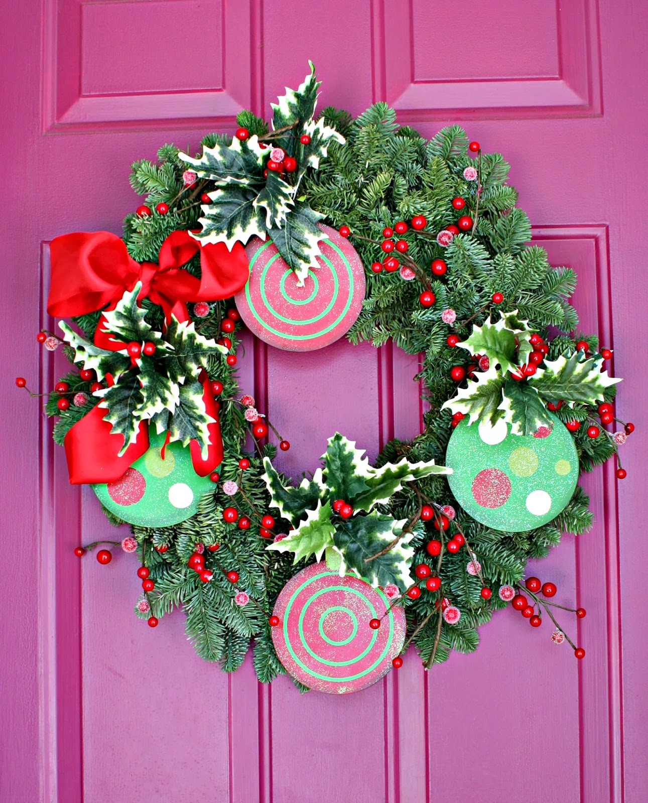 Christmas Decorations 2013: MarvinsDaughters: Christmas Decor Paula's Home 2013