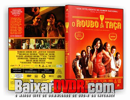O Roubo da Taça (2016) DVD-R OFICIAL