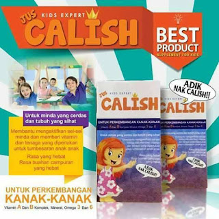 JUS KIDS EXPERT CALISH