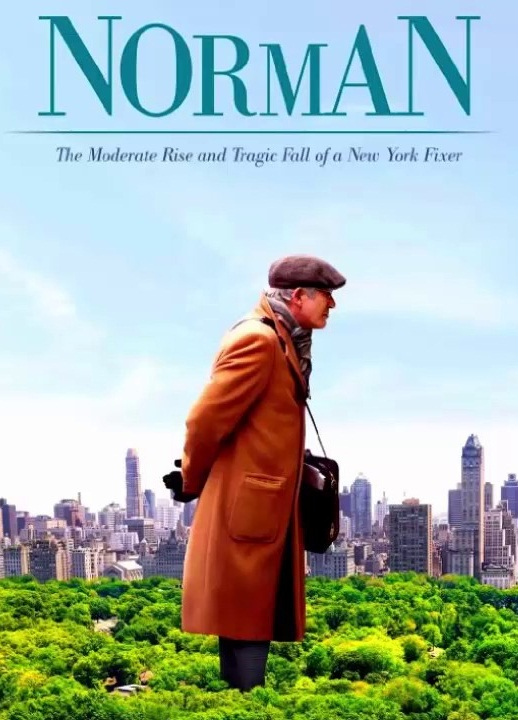 Norman: The Moderate Rise and Tragic Fall of a New York Fixer [2016] [DVD9] [PAL] [Español]