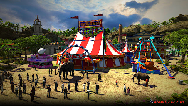 Tropico 5 Gameplay Screenshot 2
