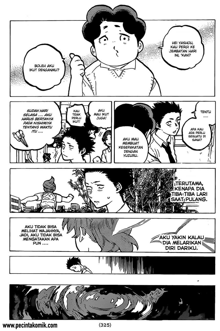 Koe no Katachi Chapter 24-14