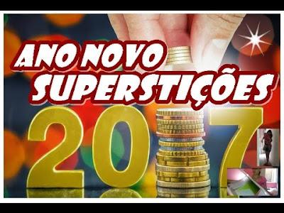 De onde vêm algumas das principais superstições de Ano Novo?