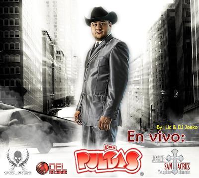 Jorge Santa Cruz - En Vivo Las Pulgas Tijuana, BC (2012)