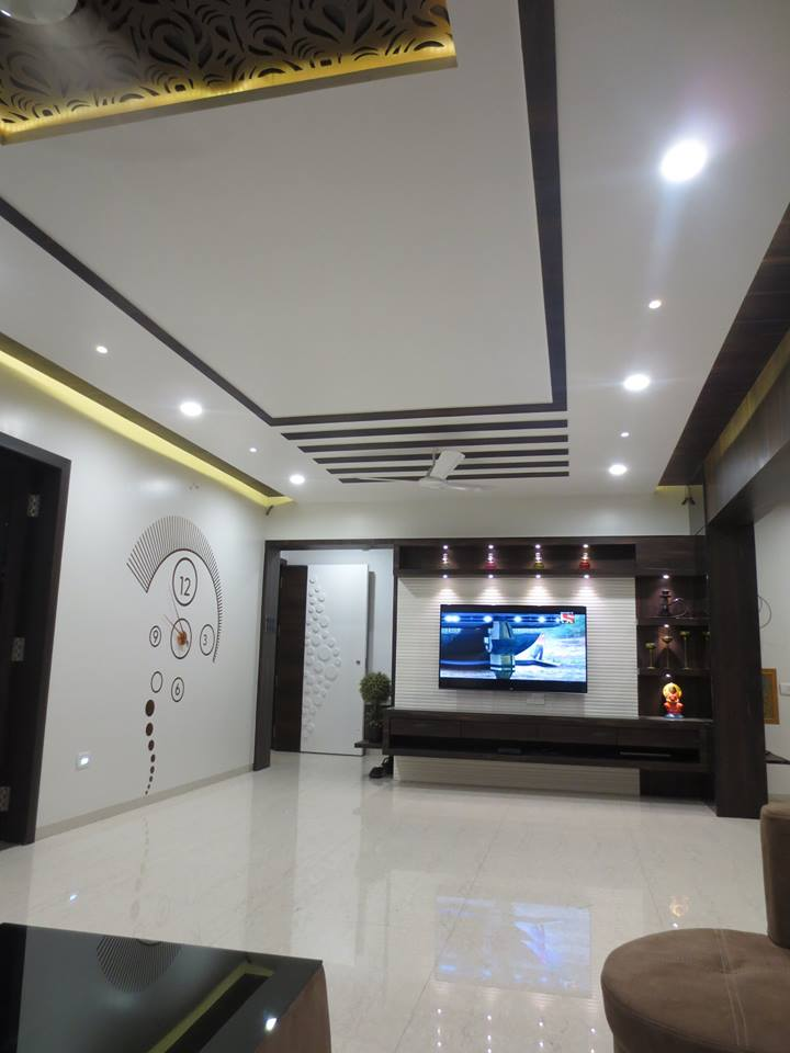 Modern Flat Interior Decoration The Details In This 40