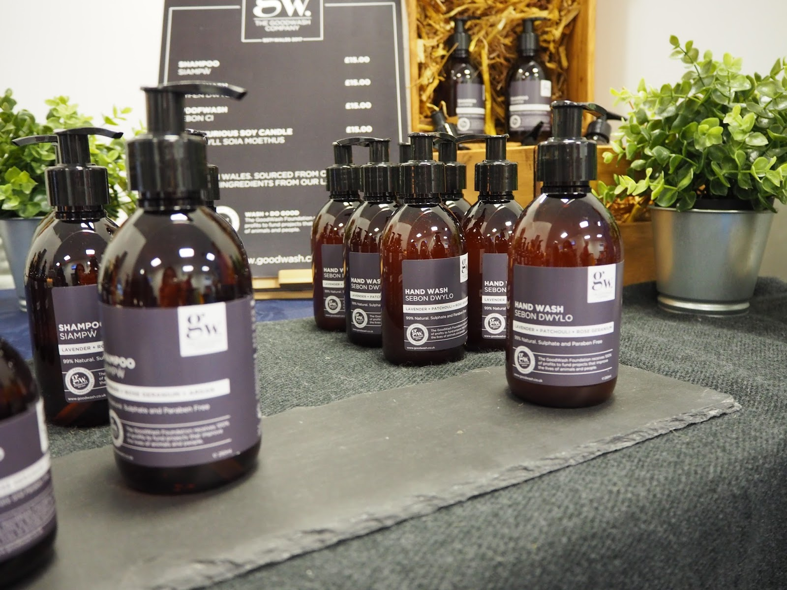 Goodwash company products