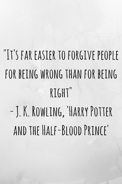 Re-reading Harry Potter and the Half-Blood Prince