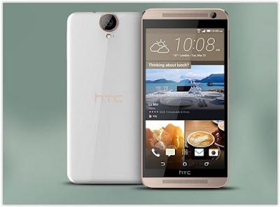 Thay màn hình htc one E9 chính hãng