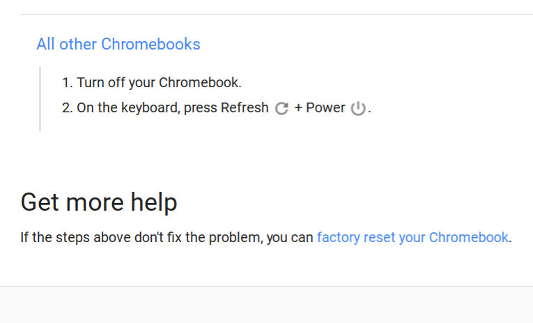 How To Fix A Chromebook Keyboard
