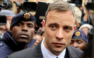 Oscar Pistorius Is Rushed To Hospital With 'Chest Pains'