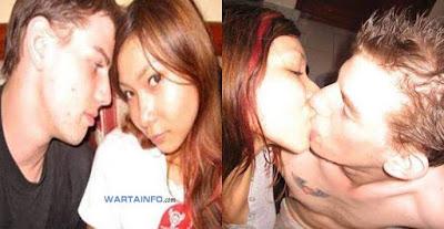 10 Foto Hot Artis Indo Yang kena jepret sedang berciuman, ehm..