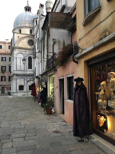 Venecia fotos Santa Maria dei Miracoli