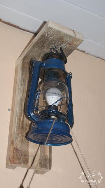 Stare nowe lampki