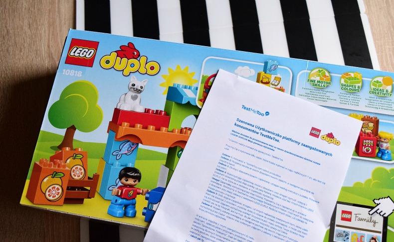 """""""MOJA PIERWSZA CIĘŻARÓWKA"""" OD LEGO DUPLO / TESTMETOO"""