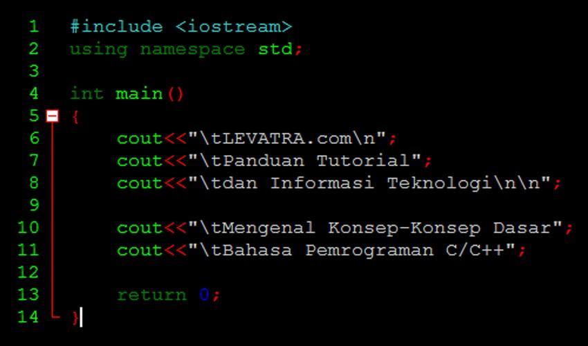 Dasar Pemrograman C/C++, Serta Jawaban Tugas-Tugasnya
