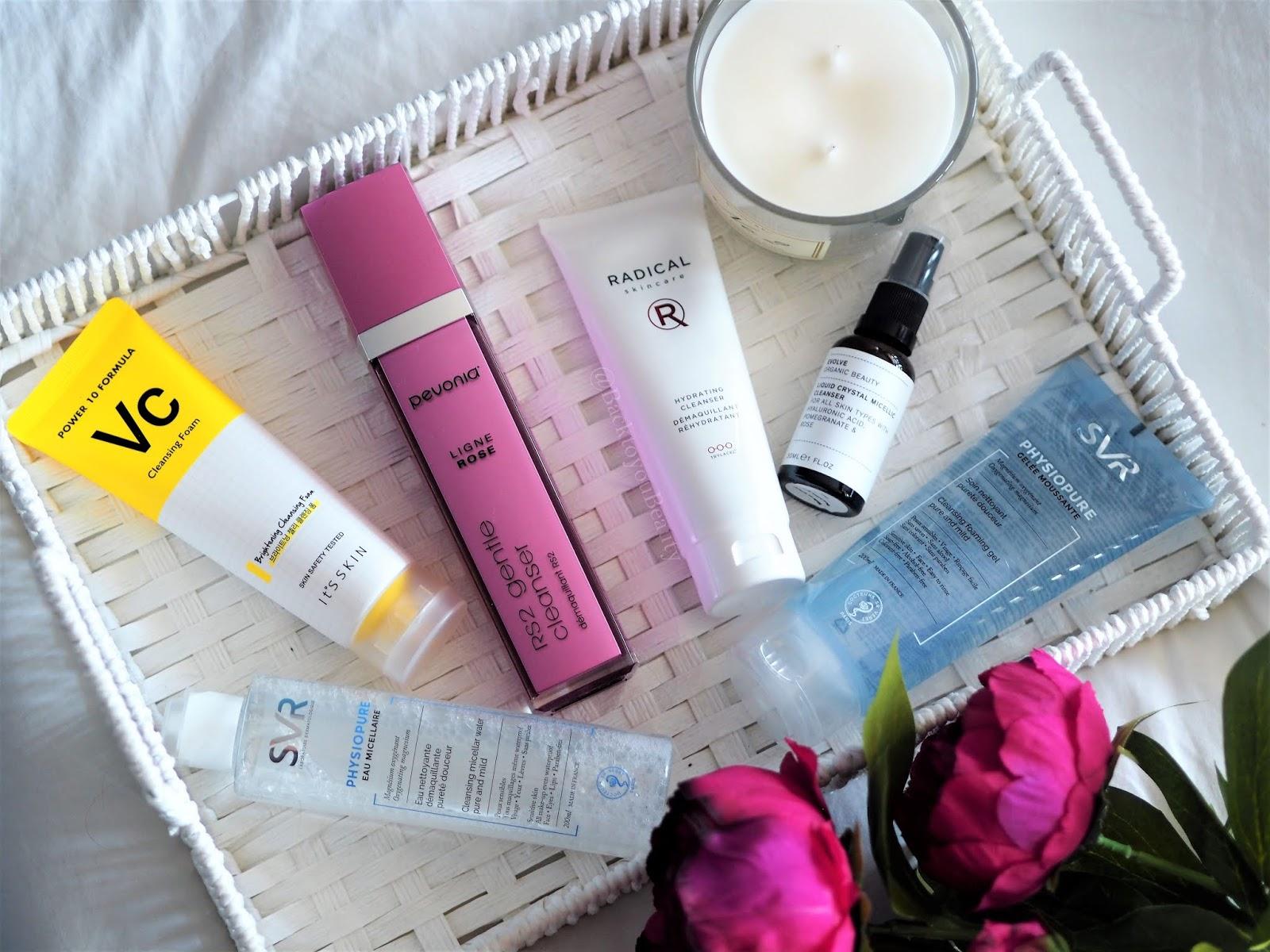 Testing New Hydrating Cleansers for all skin types