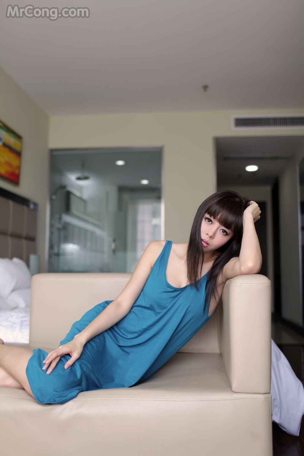 XIUREN No.001: Người mẫu Viki (87 ảnh)