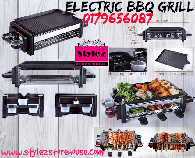 bbq grill electric murah