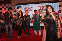 Star cast having fun at Sangeet Ceremony For movie Laali Ki Shaadi Mein Laaddoo Deewana (36).JPG