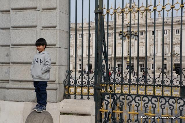 palácio real de madrid espanha