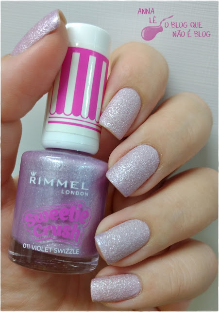 Violet Swizzle Rimmel London Esmalte Nailpolish
