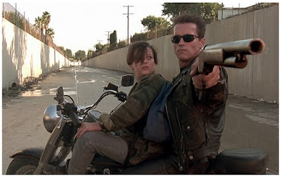 Gambar Jaket Kulit Arnold Terminator