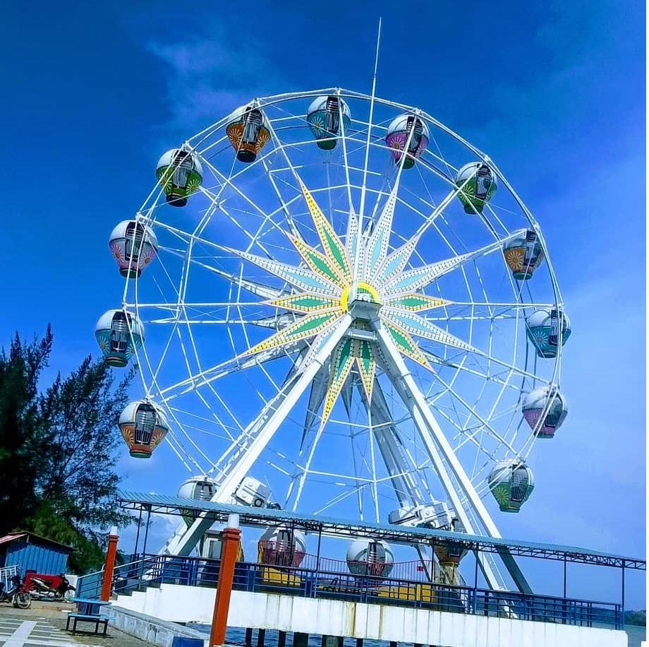Harga Tiket Masuk Wisata Ocarina Batam Theme Park Terbaru 2019