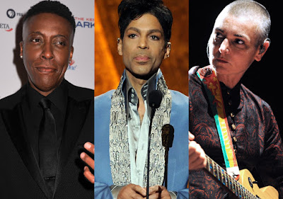 Arsenio hall is suing Sinead oconnor for 5million dollars in libel for accusing him of spiking her marijuana and supplying dead singer prince drugs