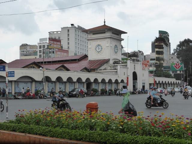 Benh Tran Market Saigón