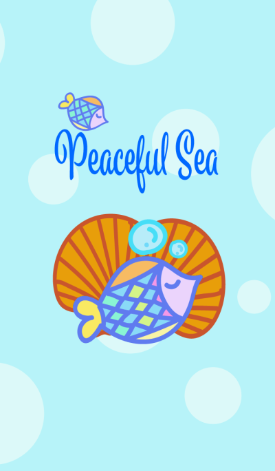 Peaceful Sea