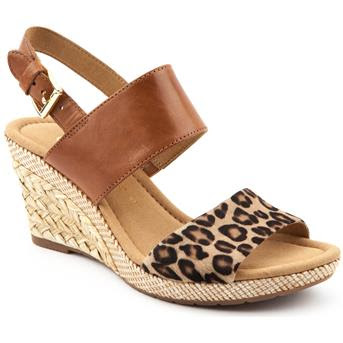 Gabor Anna Wedge Sandals