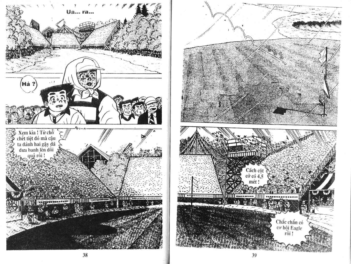 Ashita Tenki ni Naare chapter 48 trang 18