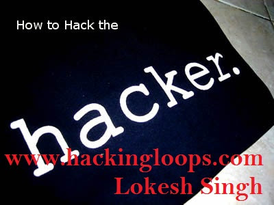 hack the keyloggers, hack the hacker
