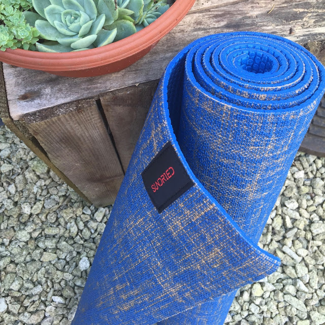 Sundried Yoga mat review